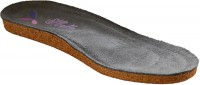 "1 PAIR OF FOOT BEDS  ""J\""  GRAY"