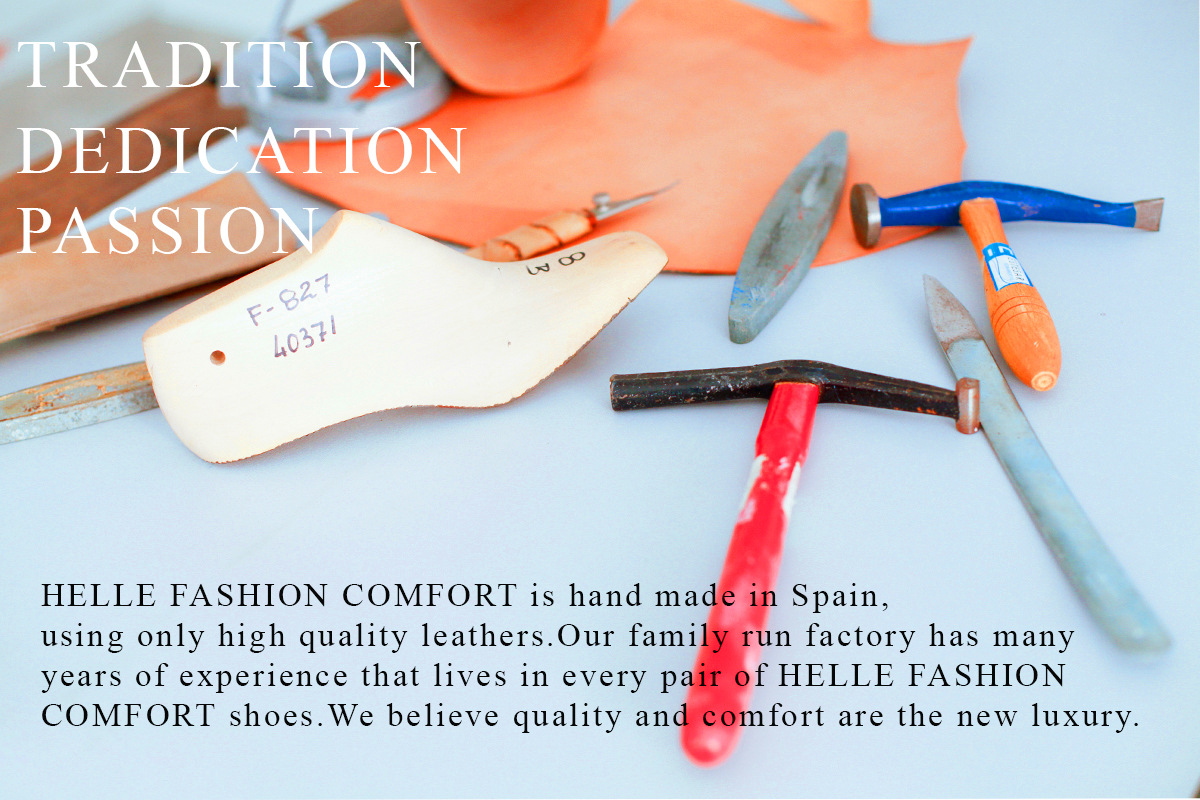 Tradition, dedication, passion.